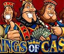 One of the most popular slot Kings of Cash