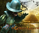 Online slot machine Gonzo's Quest - great fun, awesome prizes