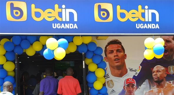 Betin Uganda online sport betting - best odds in 2019