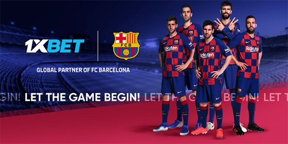 1xBet becomes the betting partner of FC Barcelona