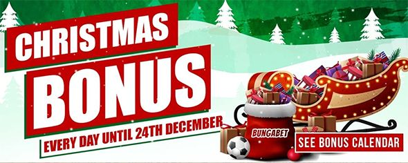 Bungabet Christmas Promotion
