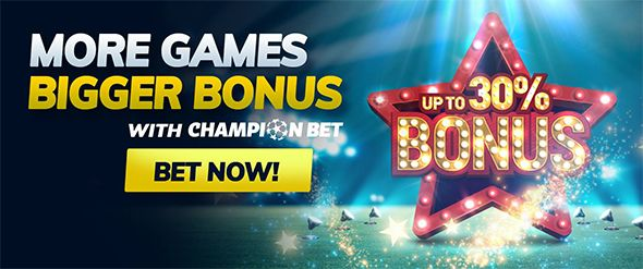 Champion Bet Bonus