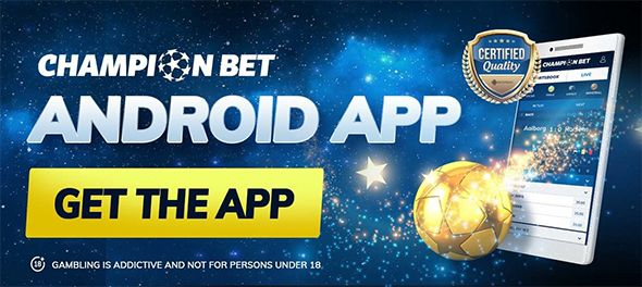Champion Bet Android App