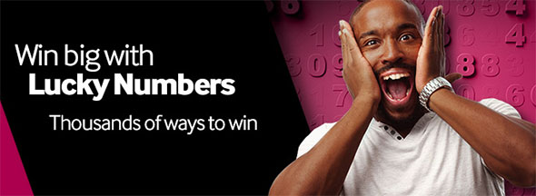 Betway Lucky Numbers