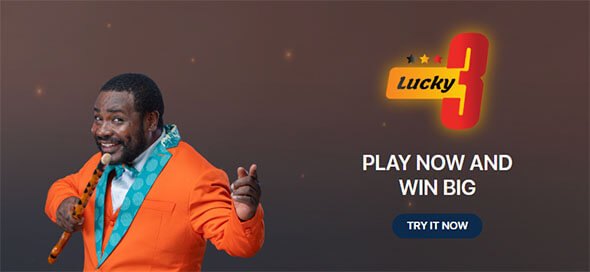 Lucky 3 Uganda - Win Big