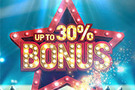 Champion Bet 30% Bonus